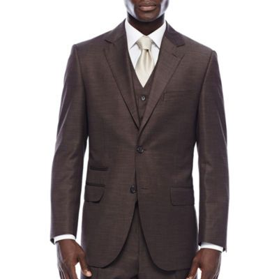 Buy Steve Harvey® Brown Shantung Jacket today at jcpenney.com. You deserve great deals and we've got them at jcp!