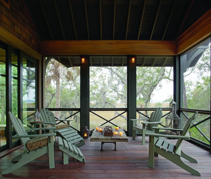 8 Outdoor Spaces to Love - Savannah Magazine
