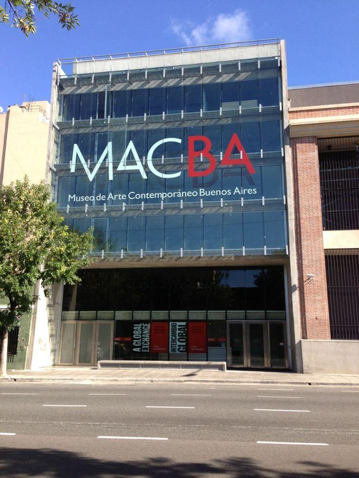 Museo de Arte Moderno de Buenos Aires (MAMBA), Art Museum and Museum, San Telmo, San Telmo, Buenos Aires