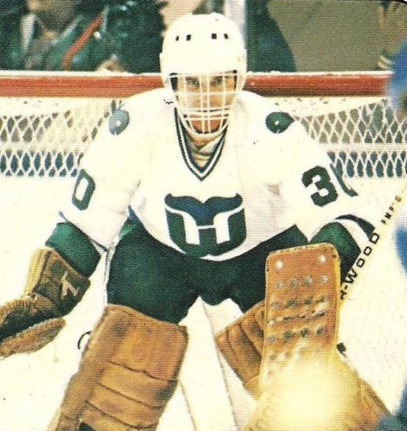Terry Richardson was a Detroit first rounder in 1973 and went on to play only 20 NHL games.