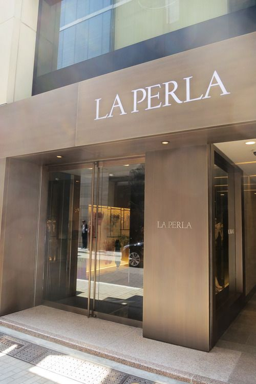 【画像 15/15】高級ランジェリー「ラ ペルラ」銀座に路面店オープン | Fashionsnap.com