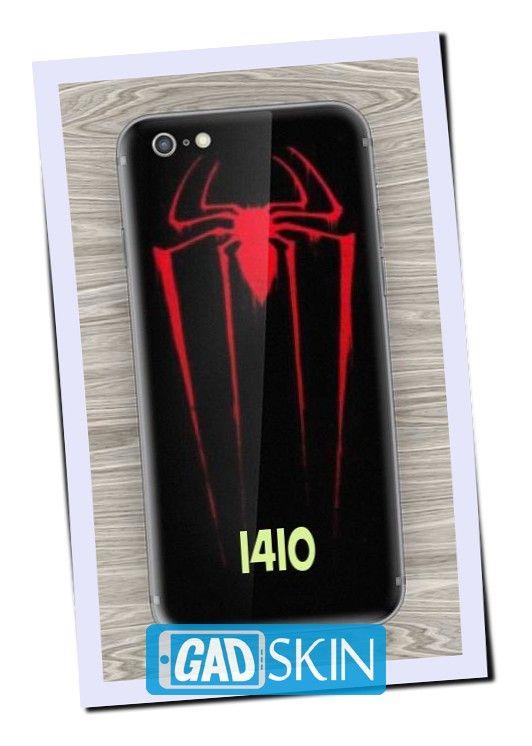 http://ift.tt/2d93aBP - Gambar Spiderman 1410 ini dapat digunakan untuk garskin semua tipe hape yang ada di daftar pola gadskin.