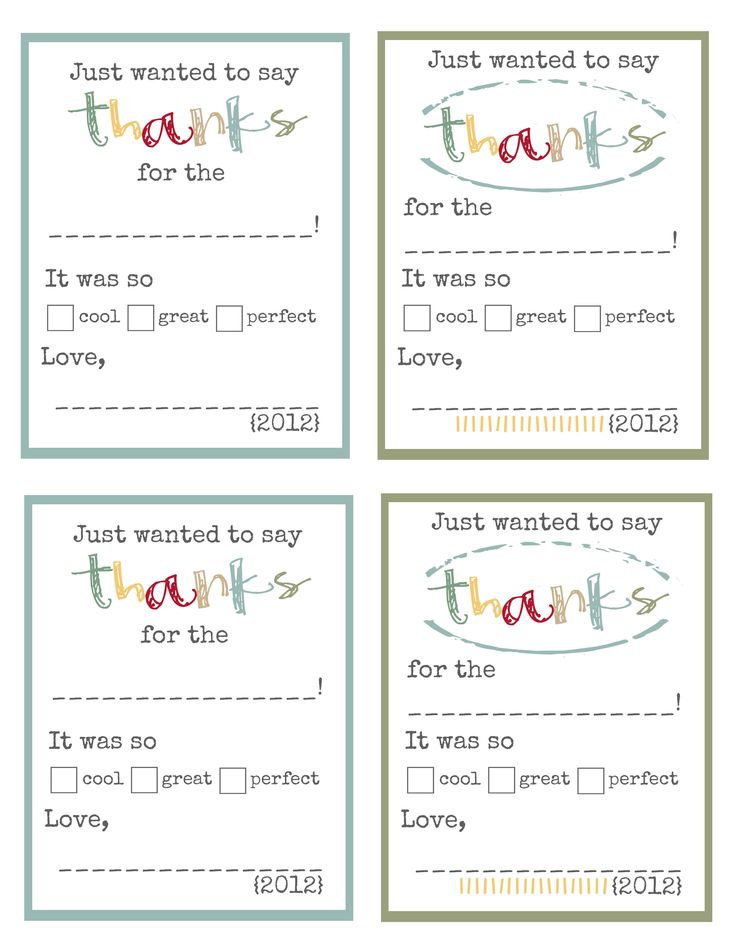 15 best Thank You Bunches images on Pinterest Kids, Kids thank - printable thank you note