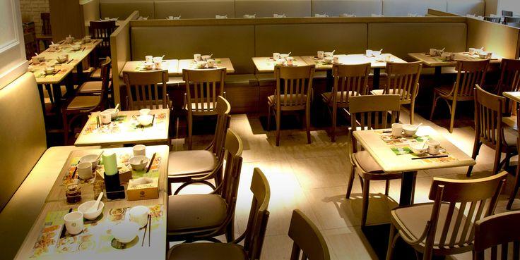 Tim Ho Wan is a chinese dim sum restaurant.