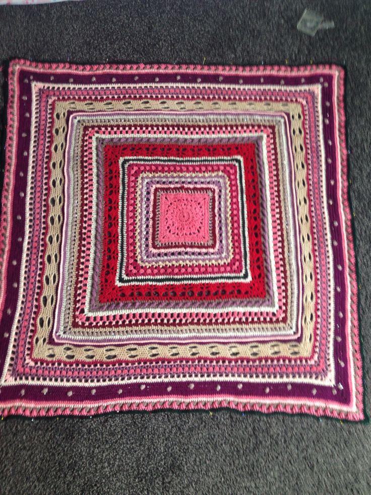 20 weken Crochet along 2015