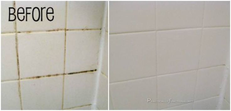 grout | 26 Clever Cleaning Tips You'll Love