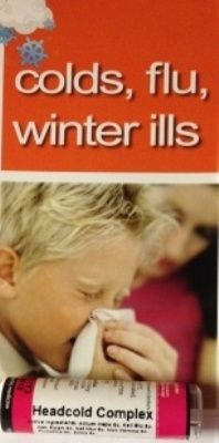 The Owen Homoeopathic Head Cold complex is a combination of #homoeopathic #remedies traditionally used to assist recovery from uncomplicated symptoms of upper respiratory congestion as a result of a #cold or #flu. It includes: Allium 6c, Kali Bic 6c, Kali Sulph 6c, Nux Vomica 6c, Nat Mur 6c, Pulsatilla 6c and Silica 6c.