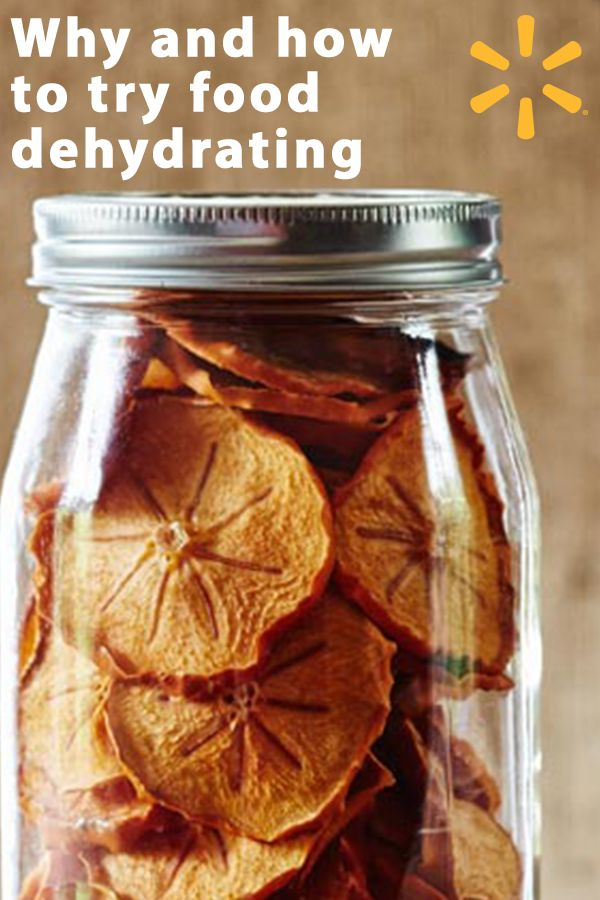 Dehydration is a fantastic way to preserve food for the future. Even better? It's often healthier for you, too. Learn how to dehydrate food including meat, vegetables, fruit, bread and starches like potatoes and rice with Walmart's most talented food dehydrators today.