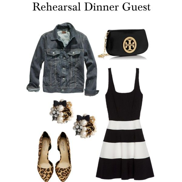 Rehearsal Dinner Guest Outfit
