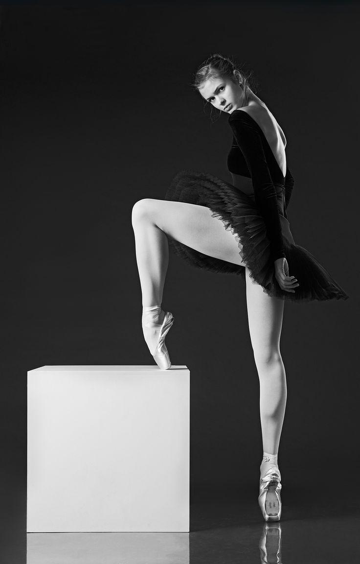 частное фото балерины ней