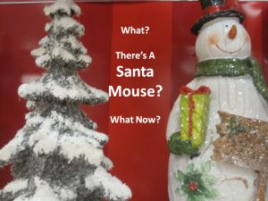 Santa Mouse: Where would I find Yellow Ribbon at 9 o'clock on Christmas Eve? How could I disappoint two little boys who were desperately trying to discover whether Santa Clause was real?