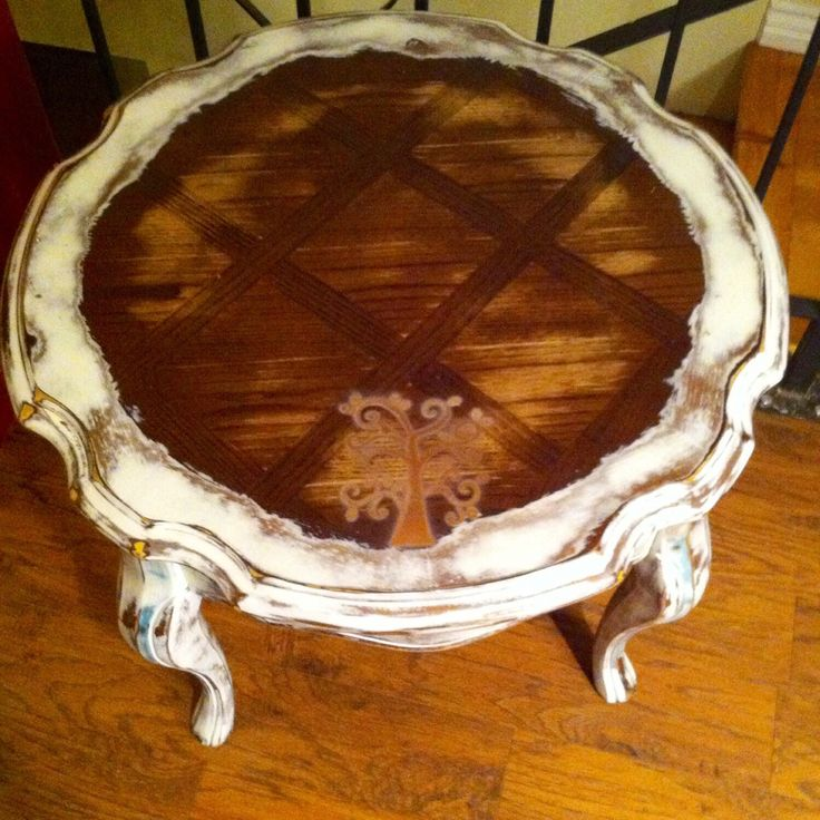 Gold Shabby Chic Coffee Table: 1000+ Ideas About Round Coffee Tables On Pinterest