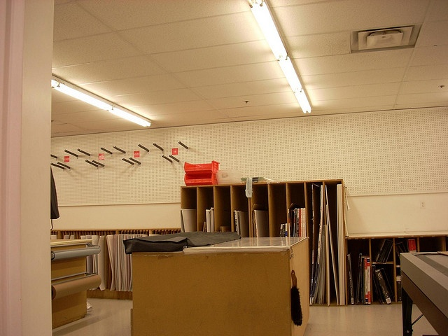 The interior of a michaels arts crafts store in newport for Arts crafts michaels stores