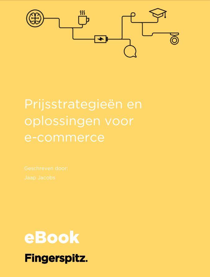 Ben jij verantwoordelijk voor e-commerce? In ons eBook lees je over 6 kant-en-klare strategieën om de juiste prijs in te stellen voor je e-commerce strategie. Download ons Gratis eBook en vergroot je omzet en winst!
