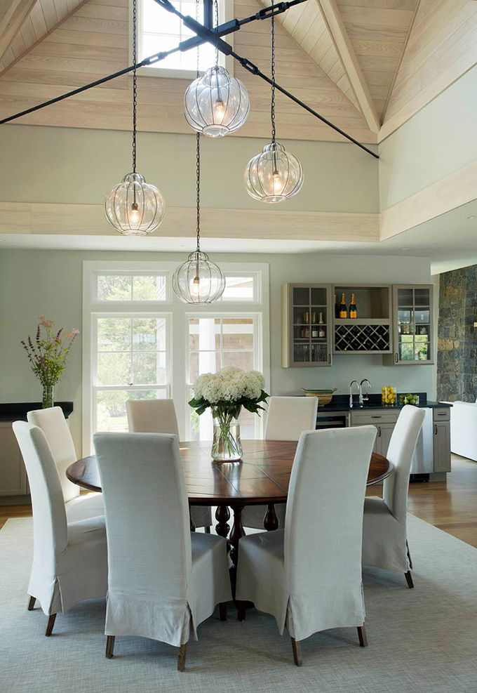 Dining Room Design Round Table 1125 best dining rooms images on pinterest | dining room, dining