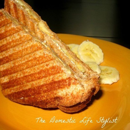 Peanut Butter/Banana/Cream Cheese Sandwich | Edibles ...