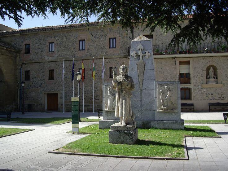 Santo Domingo de la Calzada, La Rioja, Camino de Santiago