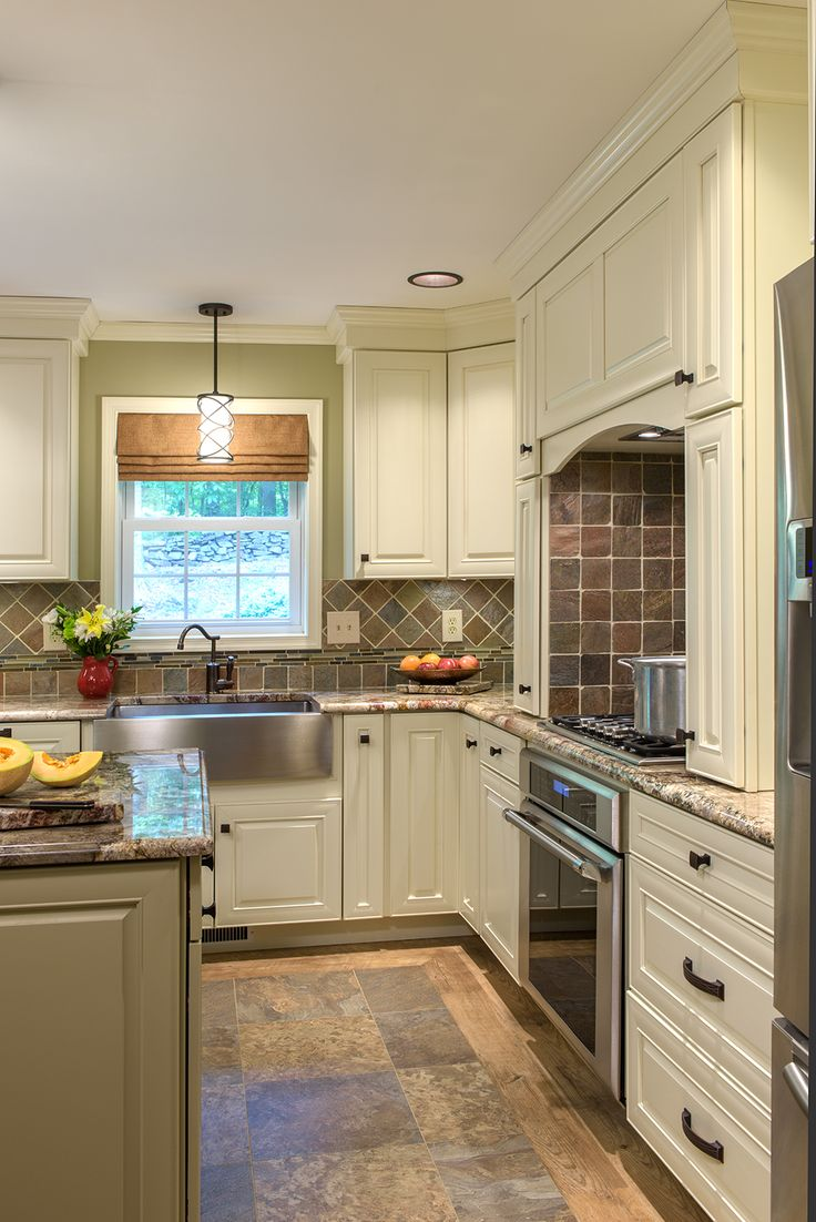 WOLF Designer Cabinets Create A Custom, Farmhouse Kitchen. See More Looks  At Wolfdesignercabinets.
