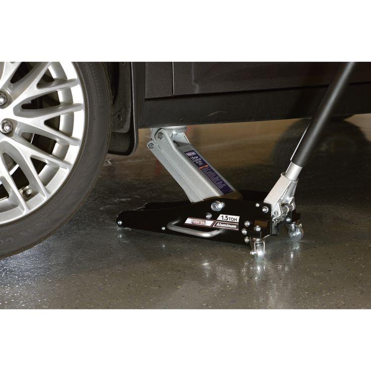Ironton 1 1/2Ton LowProfile Aluminum/Steel Service Floor