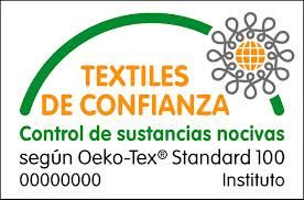 """Nuestros productos persiguen un factor común, LA CALIDAD.  Con este fin, las camisetas y polos mod. positive de ee exclusive, llevan el etiquetado de calidad """"OEKO-TEX"""", que garantiza que en ninguno de los procesos textiles se ha empleado algún tipo de sustancia nociva que pueda ser AGRESIVA con el medioambiente o el usuario final.  En estos momentos nos hemos ido especializando poco a poco en una serie de productos destinados principalmente a un mercado medio – alto."""