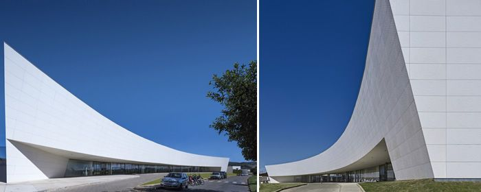 Gustavo Penna Arquiteto & Associados, Colégio Roberto Herbster Gusmão (Fundação Zerrenner), Sete Lagoas, Minas Gerais