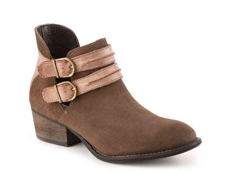 Raskal Western Bootie. Women's BootsAnkle BootsShoe BootsBoot HeelsLeather  BootsSteve MaddenWesternsLeather ...