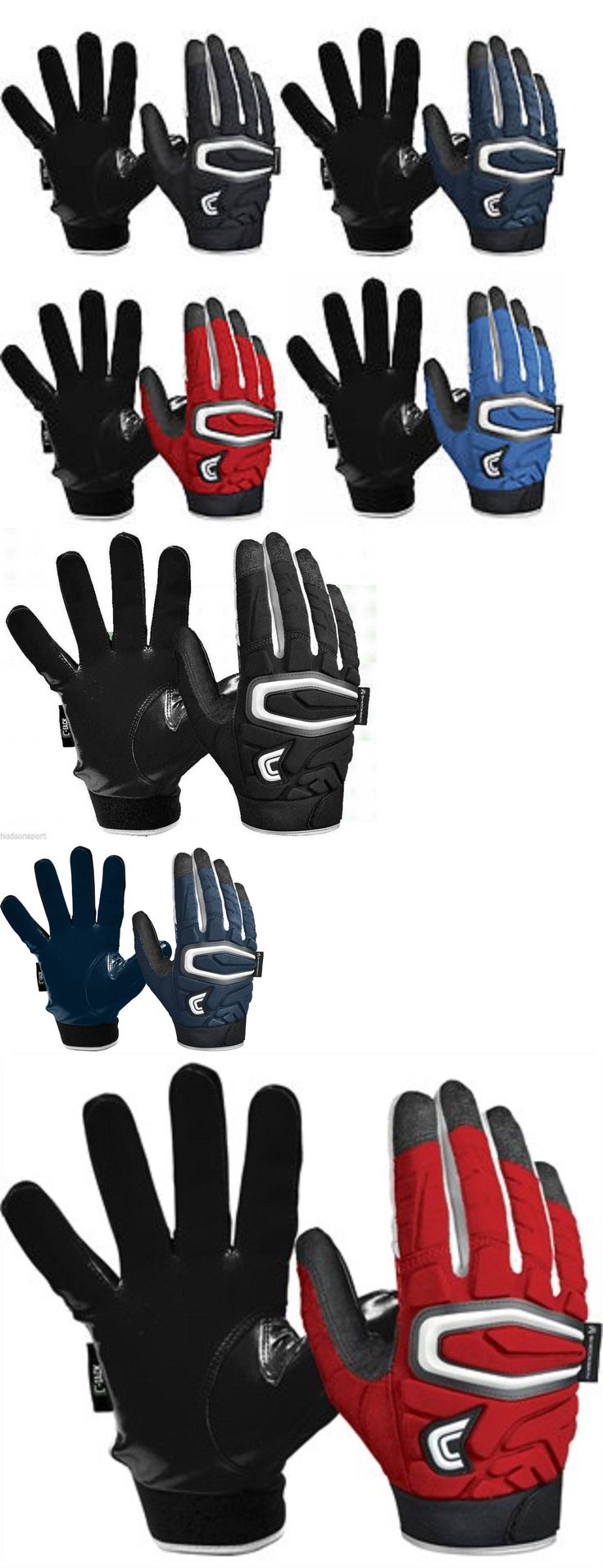 Gloves 159114: Cutters S60 Shockskin Gamer Adult Football Gloves -> BUY IT NOW ONLY: $45 on eBay!