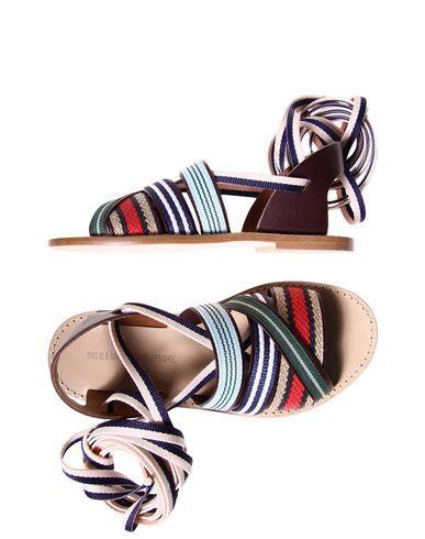 BAND OF OUTSIDERS Sandals. #bandofoutsiders #shoes #sandals