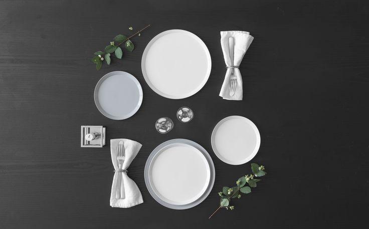 Norli Dinnerware from by Lassen.