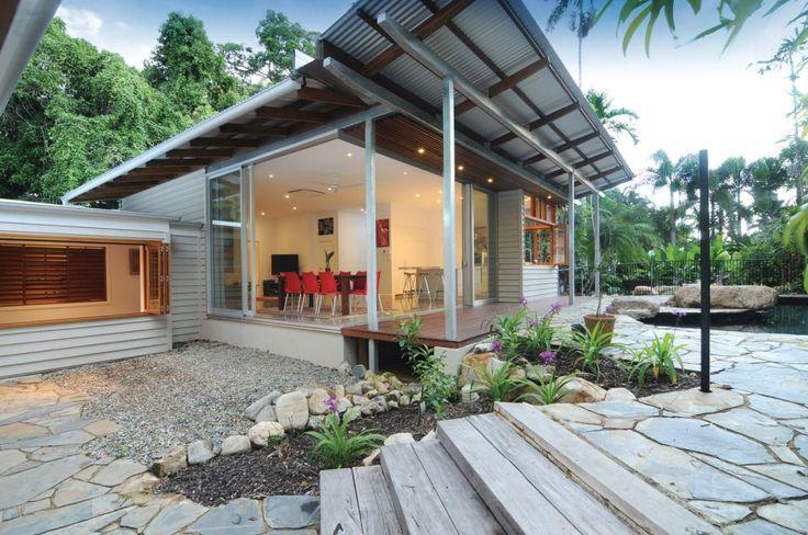 Renovated Queenslander by Maxa Homes