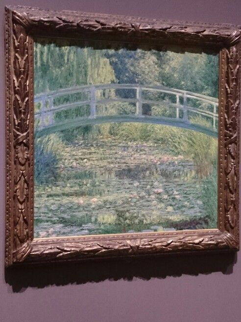 The water lillies- Monet