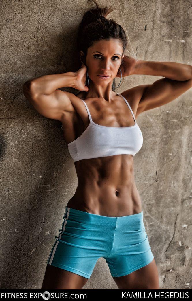 Discuss impossible female model woman bodybuilding