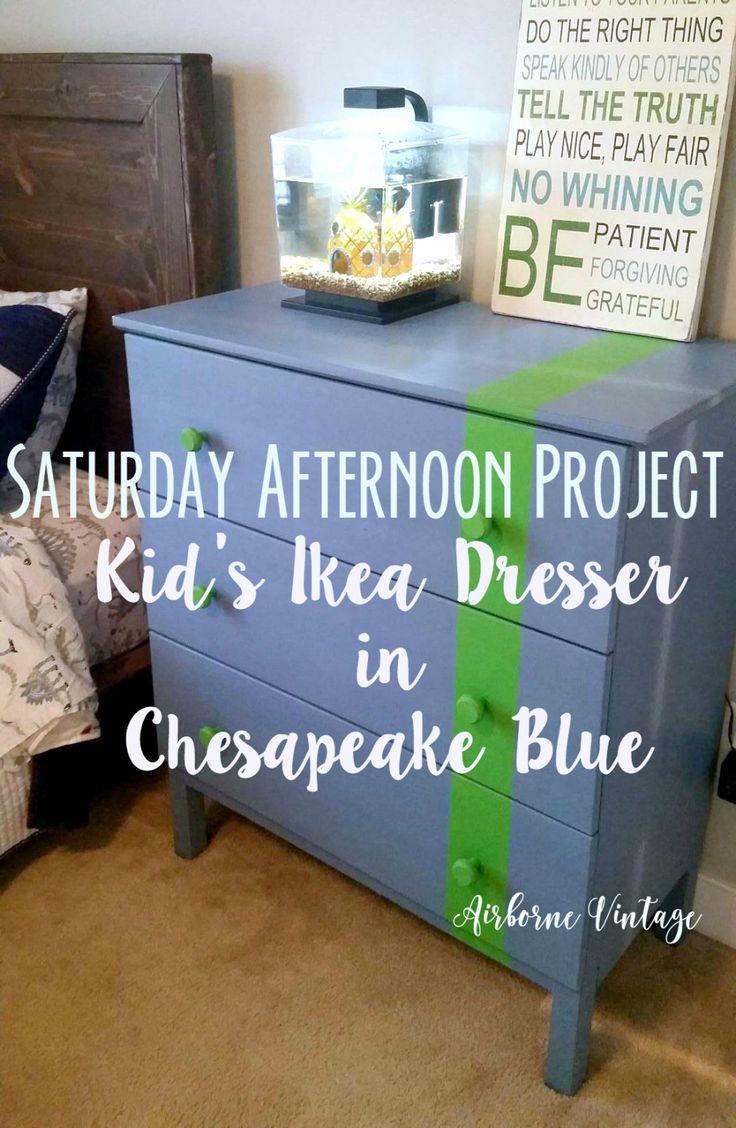 Best 32 CHESAPEAKE BLUE Chalk + Clay Paint images on Pinterest ...