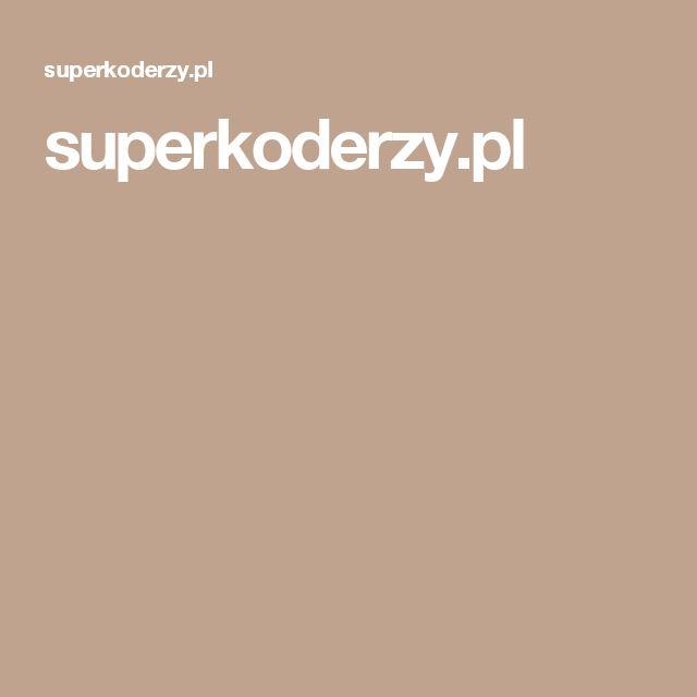 superkoderzy.pl