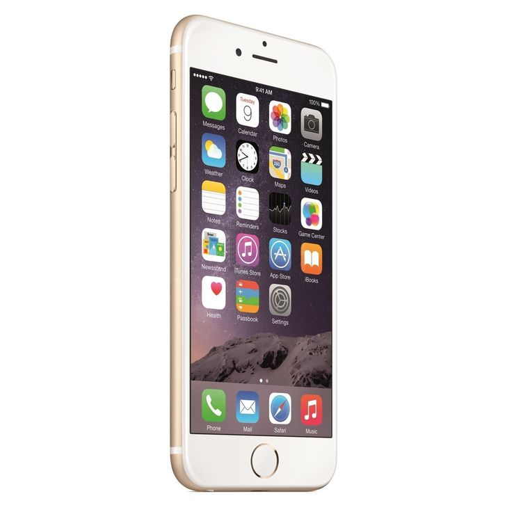 Apple iPhone 6 16GB Unlocked GSM 4G LTE Certified Refurbished Cell Phone #IPH 6 16GB CRB
