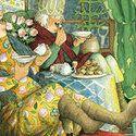 Inge Look postcards, art by ivy, wholesale postcards