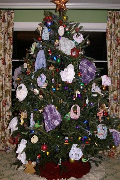 undies on the tree...classic