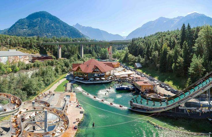Waterpark Oostenrijk: Area 47
