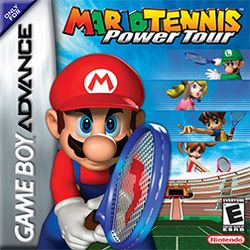 Mario Tennis - Power Tour Coverart.png