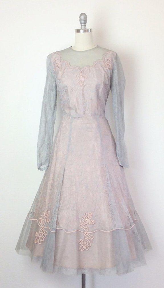 c4e91bd54b3 50s Dress Melbourne Vintage 1950s Black Tuxedo Party Dress