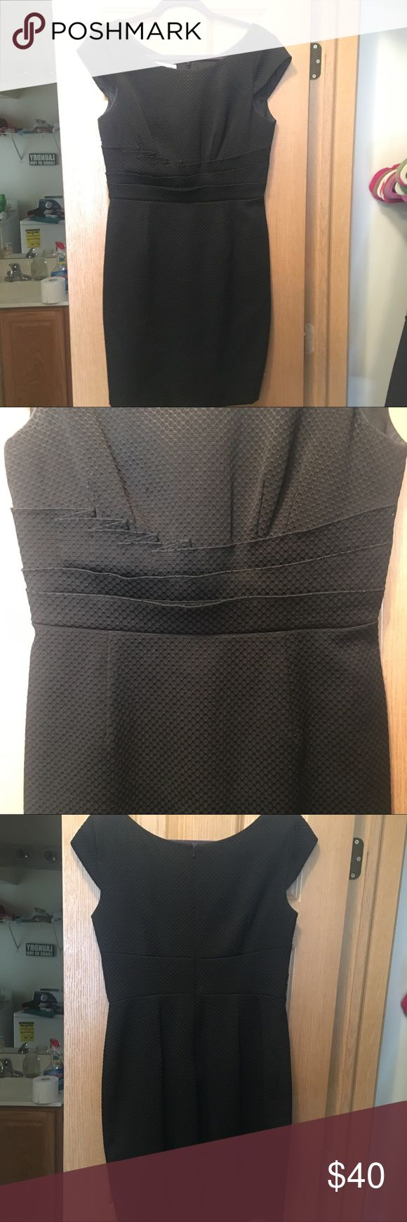Kay Unger Dress Size 10 black Kay Unger Dress. Only worn twice! Kay Unger Dresses