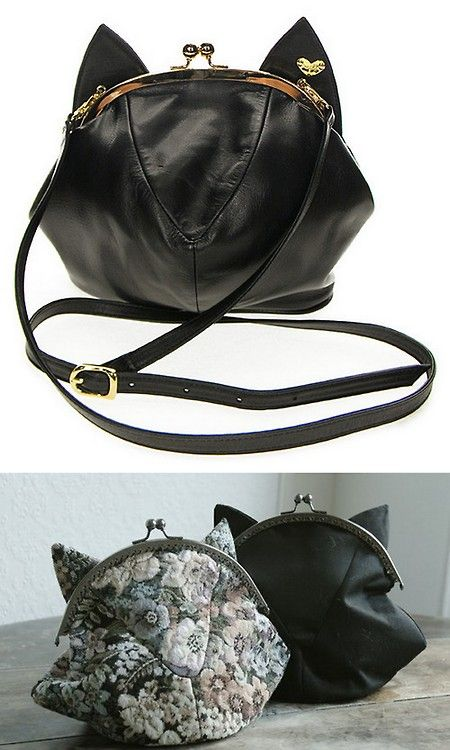 DIY Knockoff MILK Cat Bag Tutorial and Template-http://makemylemonade.com/diy-du-merci-les-chatons/