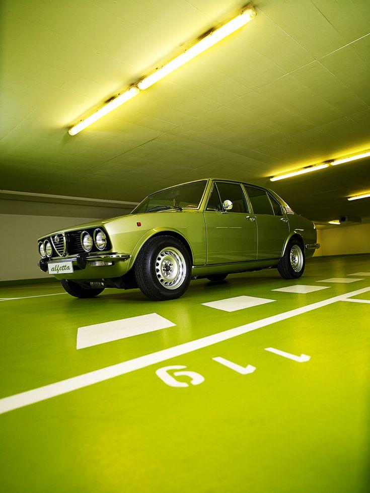 Alfetta... I dream with a car like this