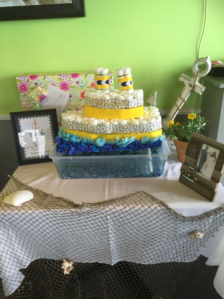 11 best Nautical Themed Baby Shower for Max⚓ images on Pinterest ...