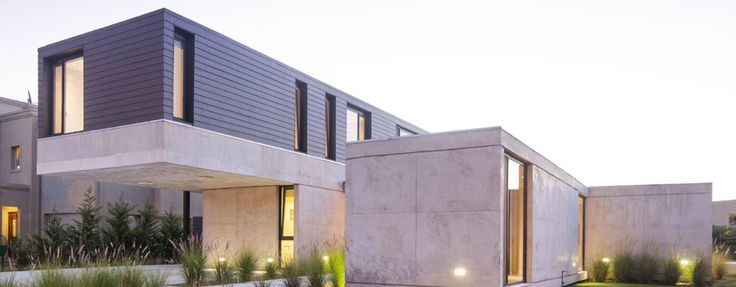 Encontrá ideas, imágenes y profesionales en arquitectura contemporánea sólo en homify Argentina: ¡Viví la inspiración!
