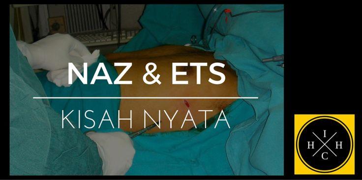 Podcast Kisah Nyata Naz Jalani Operasi ETS diInggris