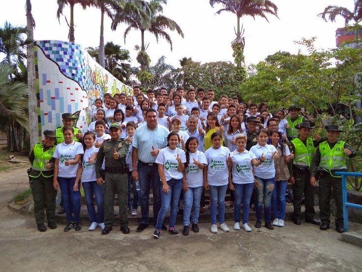 """Noticias de Cúcuta: """"Amigos de la Naturaleza"""" nuevo grupo de apoyo a l..."""