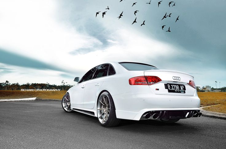 Audi Rs4 I Want This Car So Bad Tuning And