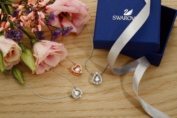 NEW Sparkling Dance SWAROVSKI at John Greed Jewellery  Shop the Collection >> http://jgj.im/2omGwZT