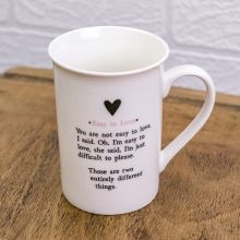 MTC07 - Easy To Love Mug